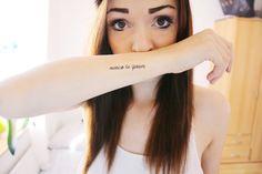 nosce te ipsum tatuagem - Pesquisa Google