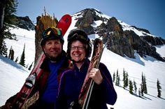 Demetri and Jodi – The Newly Engaged Couple!