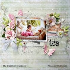 My Creative Scrapbook October Limited Edition Kit Scrapbooking, Mixed Media
