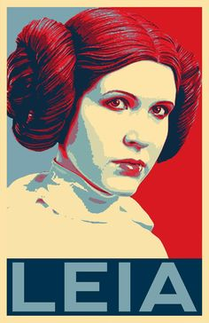 Princess Leia Organa Star Wars Illustration - Sci-fi Film Movie Pop Art Home Decor in Poster Print or Canvas Princesa Leia, Horror Picture Show, Rocky Horror Picture, Star Wars Poster, Star Wars Art, Rick And Morty Poster, Star Wars Design, Sci Fi Films, Film Images