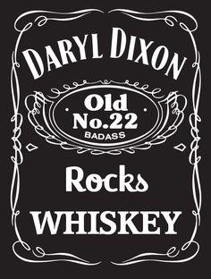 Daryl Dixon Whiskey