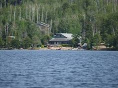 Gunflint Lodge waterfront spent a summer at this lodge. One of my most memorable trips yet!