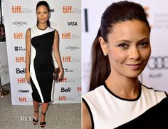 Thandie Newton In Stella McCartney – 'Half of a Yellow Sun' Toronto International Film Festival Premiere