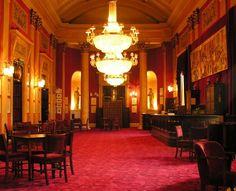 Theatre Royal, Drury Lane, London, England (Built in 1812)