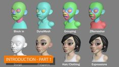 to With Steve James - CGMeetup : Community for CG & Digital ArtistsCGMeetup : Community for CG & Digital Artists Character Modeling, 3d Character, 3d Human, Zbrush Tutorial, Sculpting, Finding Yourself, Community, 2d, Digital