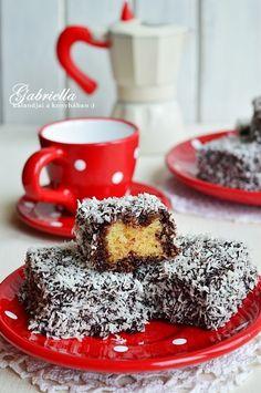 Gabriella kalandjai a konyhában :): A tökéletes kókuszkocka