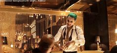 suicide squad (2016), behind the scenes   jared leto as the joker