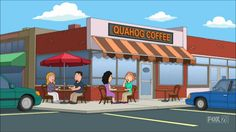 #FamilyGuy #Quahog