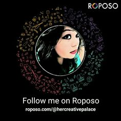 Thank u for 16000+ followers on roposo...Are you guys following me on @roposolove ?? Join my creative palace on this planet as well.. I'll be eagerly waiting for all of you... #hercreativepalace #kanikasharma #delhi #india #bblogger #blogger #youtuber #roposolove #followme #roposo #joinmycreativepalace #waiting #eagerly #joinmyspace #soexcited #crossed16k #happydance