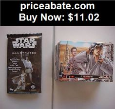 Collectibles: STAR WARS ILLUSTRATED A NEW HOPE COMPLETE SET OF 100 CARDS - BUY IT NOW ONLY $11.02