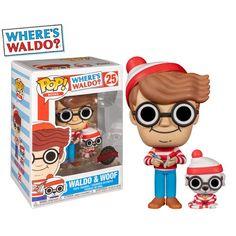 Pop Figurine, Wheres Waldo, Pop Vinyl Figures, Iconic Characters, Funko Pop Vinyl, Bobble Head, X Men, Breaking Bad, Action Figures