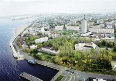 Arkhangelsk was founded by Ivan the Terrible in 1584, near the monastery of Archangel Michael (hence the name of the city)