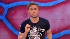 Russell Howard looks at the extreme difference in coverage of Ebola in the UK and USA. Follow the show on Twitter at http://www.twitter.com/bbcgoodnews Follo...