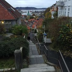 Bergen Norway's Second City and the Gateway to the Fjords. Photo by @erlendoye1975 on Instagram.