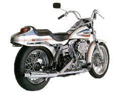 1971 Harley-Davidson FX Super-Glide
