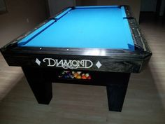 Mid Century Brunswick Pool Table Google Search Furniture - 9ft diamond pool table