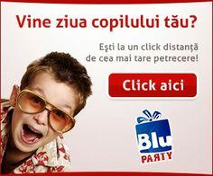 Baby Gogoshel: BluParty - oganizatorii de Super petreceri pentru ... Blog, Blogging