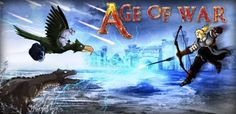 Age of War APK  – The first wonderful game with mix strategy and tower defense game together.