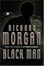 Richard Morgan: Black Man.