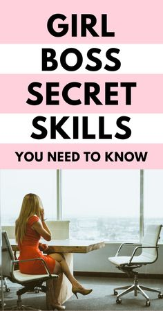 5 Secrets skills Succesful women should master. Become a girl boss and create the life of their dreams. Secret skills every women should have. Girl Boss Quotes, Woman Quotes, Career Development, Personal Development, Inspiration Entrepreneur, Babe, Self Improvement Tips, Successful Women, Branding