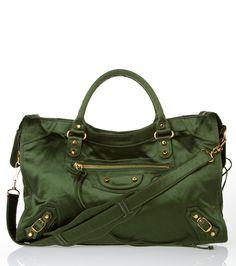 d0890a79f2 Balenciaga Satchel @FollowShopHers Balenciaga Handbags, Balenciaga City  Bag, Types Of Purses, Best