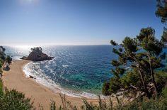 Y si nos perdemos...? #platjadaro #costabrava #sea #mar #mediterraneo #mediterranean #beach #playa