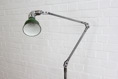Vintage+Industrial+Floor+Standing+Task+Lamp+By+Mek+Elek Vintage Industrial Lighting, Industrial Flooring, Task Lamps, Track Lighting, Table Lamp, Ceiling Lights, Home Decor, Lamp Table, Decoration Home