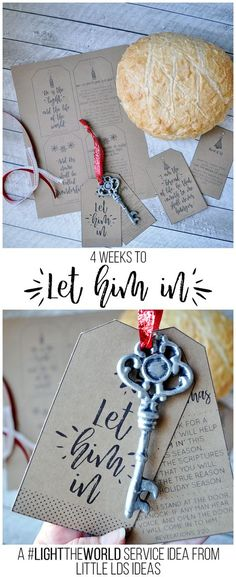 this December with this great family service activity. Printable and instructions found on Little LDS Ideas Ward Christmas Party, Christmas Service, Christmas Neighbor, Christmas Program, Neighbor Gifts, 12 Days Of Christmas, Christmas Holidays, Christmas Crafts, Christmas Ideas