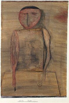 Paul Klee. Doctor, 1930