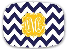 Personalized Melamine Platter/Tray by rrpage on Etsy, $30.00 Love these..many price points and options