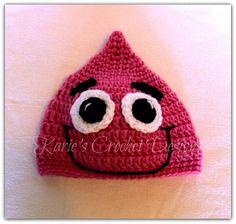 Patrick Star  Sponge Bob  Handmade Crochet by KariesCrochetDesigns, $16.99