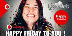 Vodafone Happy Friday, per venerdì 5 maggio in regalo 200 sorrisi  #follower #daynews - https://www.keyforweb.it/vodafone-happy-friday-venerdi-5-maggio-regalo-200-sorrisi/