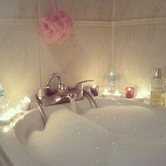 ♥ Bubble baths ♥