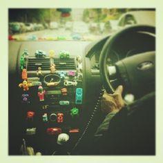 Funky cab!  #instagramyourcity #london - @helkombi- #webstagram