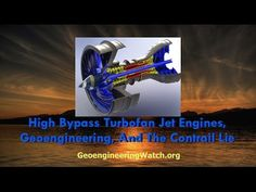 High Bypass Turbofan Jet Engines, Geoengineering, and the Contrail Lie | RiseEarth