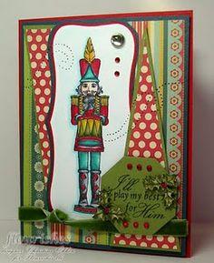 Nutcracker card