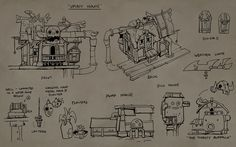 ArtStation - Beyond Human Challenge - Spirit House, Grace Liu Human Environment, Environment Concept Art, Environment Design, Z Photo, Fun Challenges, Community Events, Submissive, Game Design, Decoration