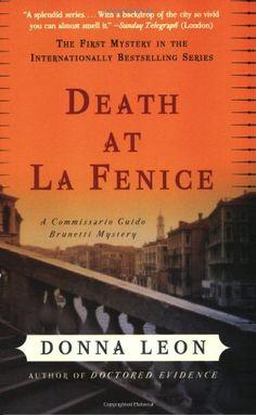 Death at La Fenice: A Commissario Guido Brunetti Mystery by Donna Leon http://www.amazon.com/dp/006074068X/ref=cm_sw_r_pi_dp_S4tsvb1MQYJWG
