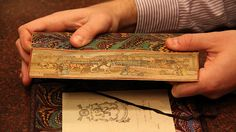 4: Fore-edge Painted Book, 1885