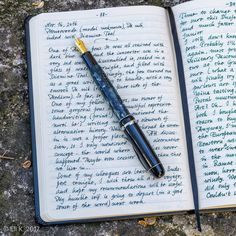 if this is my penmanship, i'd never stop writing. of course, i'd need that p… – ThePins Aesthetic Writing, Journal Aesthetic, Monteverde Pens, Diary Writing, Writing Notebook, Writing Journals, Writing Pens, Pretty Handwriting, Improve Handwriting