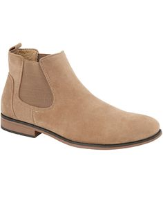331e697c5 Mens New Kanye Faux Suede Chelsea Dealer Formal Casual Ankle Boots Shoes UK  7-12