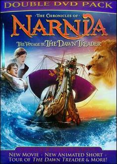 The Chronicles of Narnia: The Voyage of the Dawn Treader (2010) -DVD $29.99