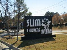 Slim Chickens - Conway, AR photo by Myra Luker
