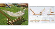 Hammock Stand Plans - Outdoor Plans and Projects   WoodArchivist.com