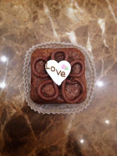 Best handmade brownies using premium ingredients. Rich tasting, unique flavors and elegantly packaged brownies, brownie towers and petite brownies for holidays and gifts. Valentine Day Love, Bakery, Sweet Treats, Classic, Holiday, Desserts, Gifts, Handmade, Derby