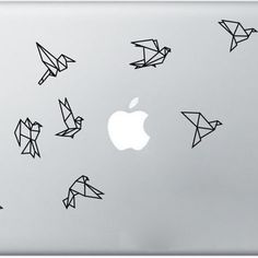 origami bird tattoos - Google Search