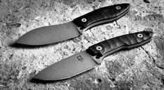 Nessmuk & Broken Ripper. Outdoor Knives.