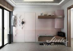 Halo, Studios, Entryway, Closet, Furniture, Home Decor, Simple Lines, Homemade Home Decor, Armoire