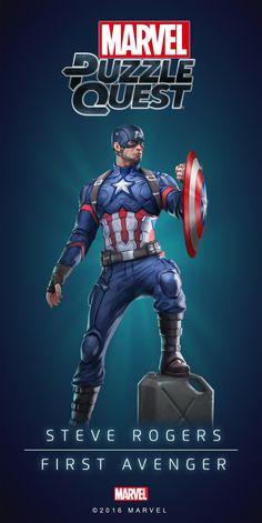Steve Rogers First Avenger Poster-01