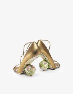Brooklyn Museum's Killer Heels Exhibit - New Fall Fashion Exhibit Shoes - Elle